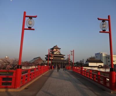 H30年  清州城の桜