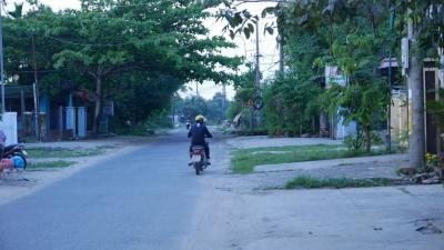 ベトナム、北上一人旅。(ニャチャン)