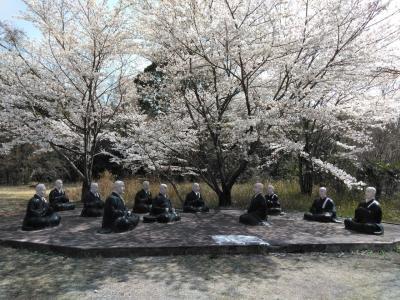 「日進・豊田」 愛知の珍スポット五色園と広大な鞍ケ池公園で花見して遊ぶ旅