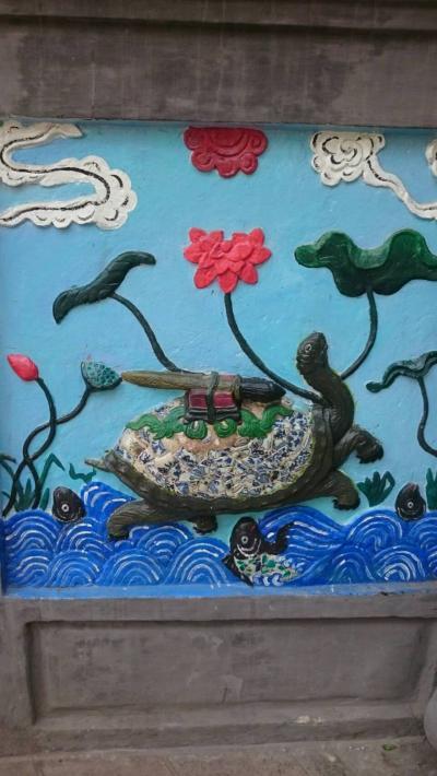 初めてのハノイ。③旧家保存館~タンロン水上人形劇