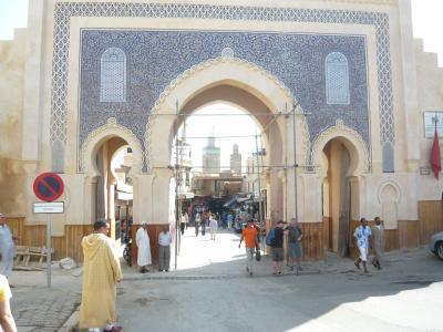 モロッコ6日目(フェズ)