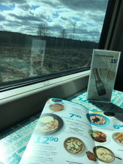 2018GW北欧女1人旅【6日目】(Helsinki&St-Petersburg)