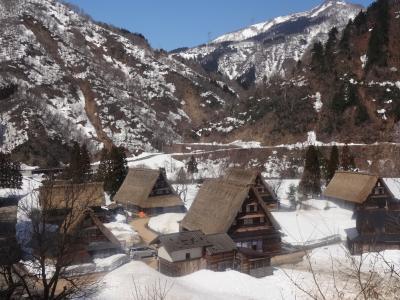 ☆北陸グルメ! 絶景!大満喫 3日間☆ ツアーで北陸巡り 富山 五箇山