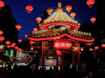 神戸南京町を食べ歩き