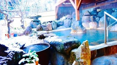 3月末でもー10℃、雪の濁河温泉『朝日荘』さんへ
