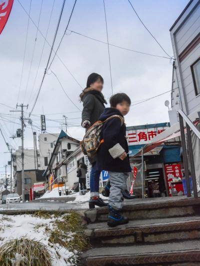 8歳児と行く!LCCで1泊2日北海道家族旅~前編~(1日目・小樽でグルメ散策)