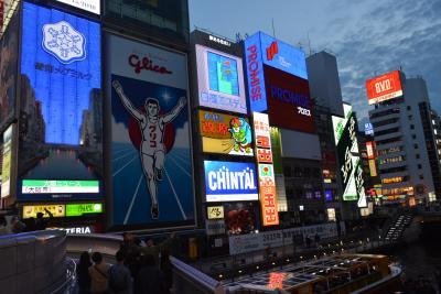 出雲一人旅と少しの大阪