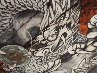 油山寺 遠州三山 奥の山の薬師如来厨子が素晴らしい。目の御仏として 天皇家・戦国武将徳川家に至るまでの厚き庇護。重要文化財は必見ですなあ!