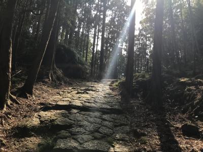 青春18切符の旅2018年3月:名古屋発。紀勢本線~熊野古道(熊野市)ウォーク~