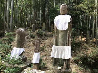熊野古道ウォーク:有井~鬼ヶ城~大泊(熊野市)