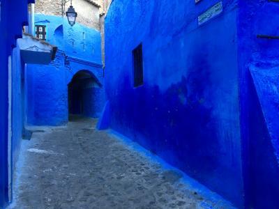 モロッコ・街並みと幻想のサハラ砂漠の旅 12日間  「ラバト」⇒「ティトゥアン」⇒「シャウエン」