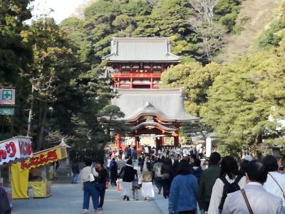 京急?で、鎌倉へ。その4