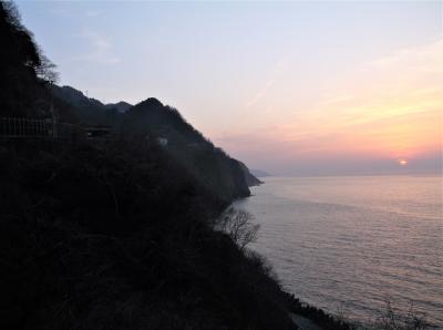 親不知(新潟県糸魚川市)へ行ってきました・・・