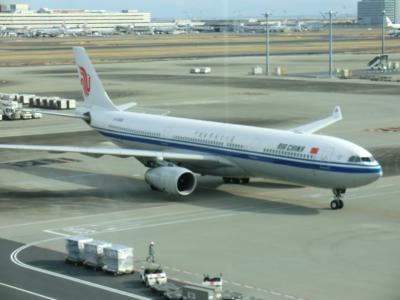 第47回海外放浪/東南アジア4ヵ国.乗りまくり&癒し旅・その1.中国国際航空ビジネスクラス搭乗記(東京羽田→北京→ホーチミン)。
