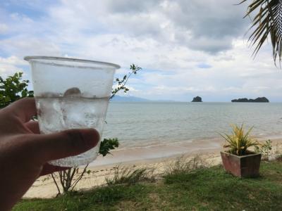 第47回海外放浪 東南アジア4ヵ国.乗りまくり&癒し旅・その13  ここは楽園‥南の島でバカンスしよう。