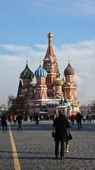 世界遺産&美術館巡り ロシア・モスクワ篇