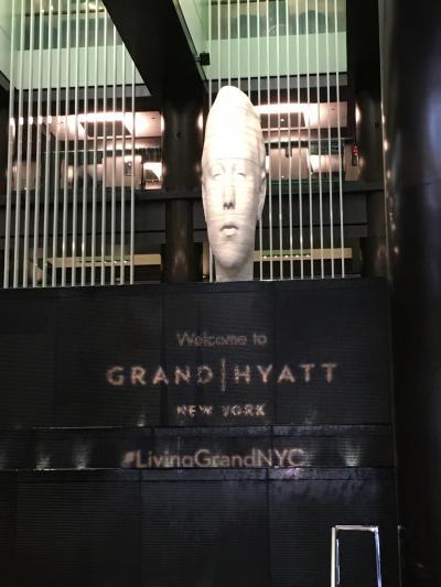 グランドハイアット(クラブルームアクセス)に宿泊してニューヨーク観光