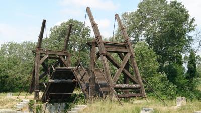 アルル・ゴッホの跳ね橋