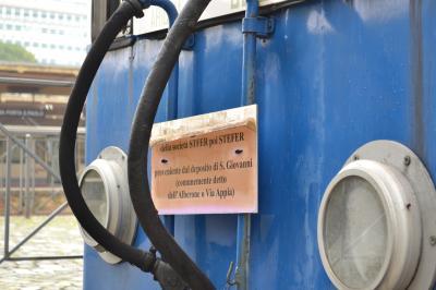 【列車で紡ぐヨーロッパ周遊】(17-1)はじめてのローマ・2日目その1 ATAC社鉄道博物館を訪問