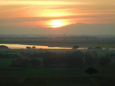 ミャンマー自転車旅その4-イェナンジャウンの楽園