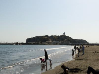 江ノ島・鎌倉満喫の旅~江ノ島の海と鎌倉の桜を求めて~