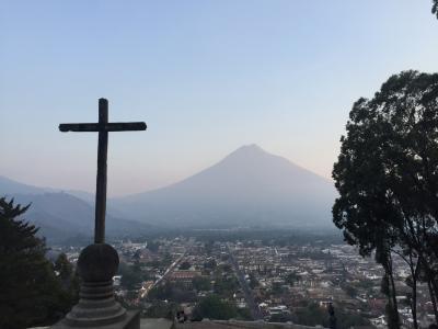 世界遺産グアテマラ① アンティグア