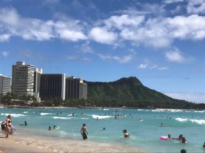 2018年  息子の卒業記念ハワイ旅行  2日目