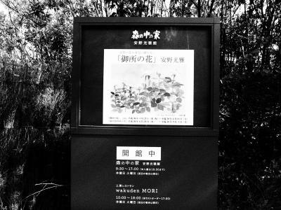 森の中の家 安野光雅館を訪ねて