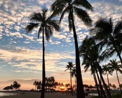 ハワイ・オアフ島11泊13日の旅