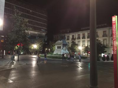 2017 ヨーロッパ異文化歴史ツアー 城塞都市グラナダ進行編