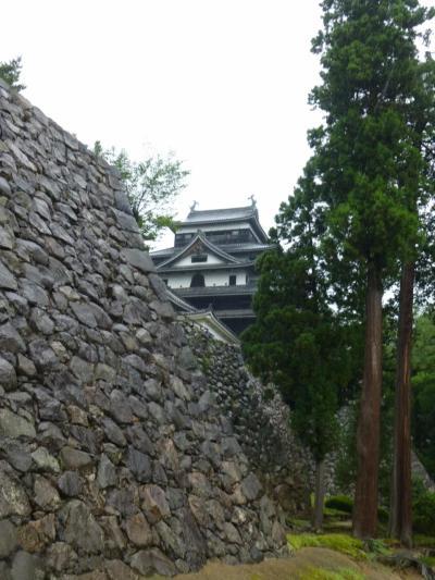 水の都、松江へ! 2 松江城と小泉八雲の足跡巡り ~ただいま台風上陸中~
