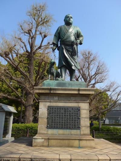 桜が散る前に弾丸日帰り花見ツアーin東京 Part3はパンダもプラドも見たいけど本日は上野恩賜公園と不忍池で花見!! O(*^-^*)O