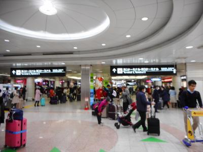 シニアの旅、チャイナエアーラインビジネスで行くシンガポールからクイーンメリー2で東南アジアのシニア船旅、香港下船帰国、(空港・航空機・下船)(1)