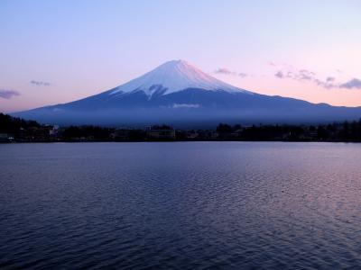 <旅鉄子・富士山ビュー特急・スイーツプラン編>桜咲く前の富士山&白糸の滝をひたすら眺める旅!