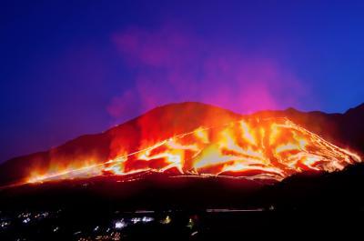 扇山火まつり2018