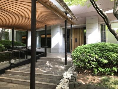 SPG AMEX プラチナチャレンジ はじめました⑧ 東京編 ザ•プリンス さくらタワー東京 オートグラフ コレクション