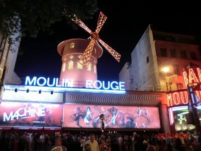 ロマンチック街道とスイス・フランス9日間の旅(10)~パリ~帰国