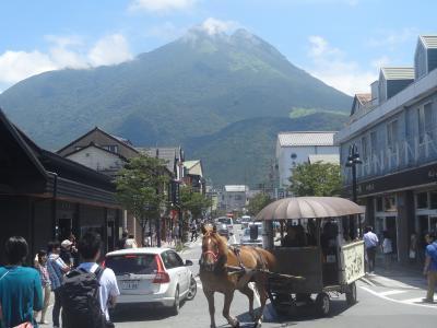 JR九州バースデー切符利用3泊4日特急乗り歩き旅行
