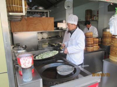 上海の阿大碗麺・三牌楼路・安くて美味い