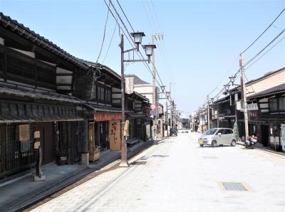 井波(富山県井波)の街並みをとうりました・・・