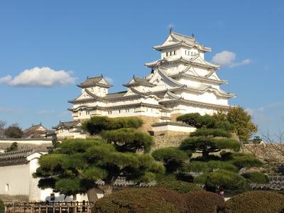 登り甲斐のある姫路城(書き掛け)