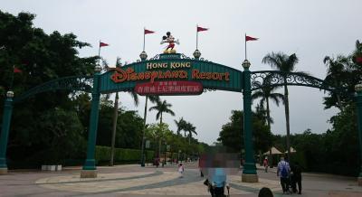 ★香港ディズニーの旅★ その①