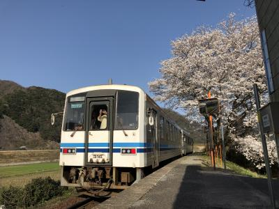 青春18と自転車旅4-3 三江線