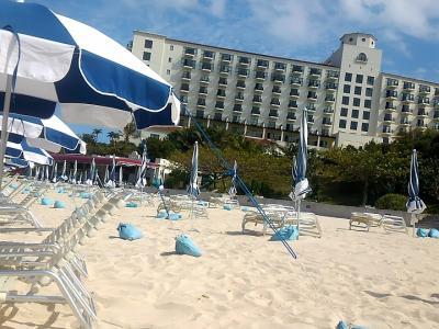 おばさん一人で沖縄、ホテル日航アリビラから一歩も出ない3泊4日② 沖縄到着~2日目