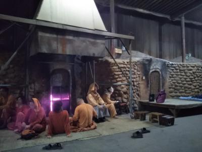 173回目訪韓は丹陽の救仁寺、古薮洞窟を訪ねて。チムジルバン2連泊の2泊3日旅(2018/4/6金~8日)No.3/7。カマコルランドスッカマ泊~トッマンドゥクッとキンパッの朝食