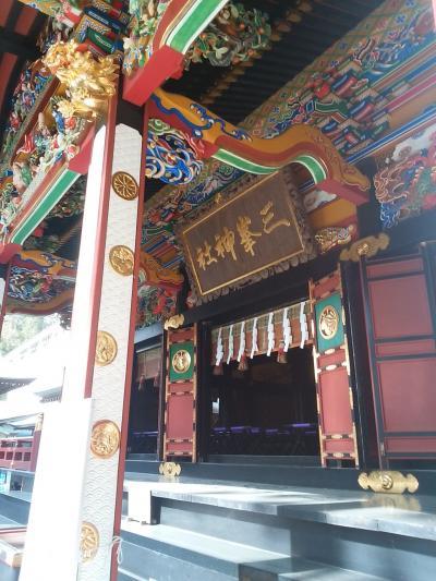 日帰り 秩父 清雲寺のしだれ桜、三峯神社