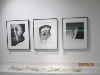 上海の安藤忠雄展・明珠美術館・愛琴海購物公園8階