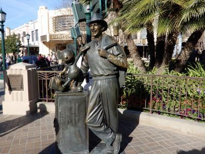 LA旅行① ディズニー・カリフォルニア・アドベンチャー