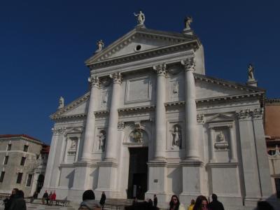 中学生連れ イタリア旅行(ヴェネツィア編 その2)