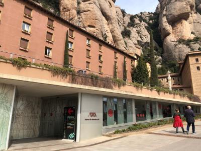 スペイン中高年女子一人旅‐モンセラット美術館